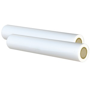 3 mil 27 inch 2000 feet Clear Polyester Superstick Roll Laminating Film