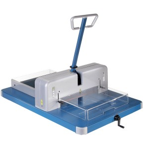 Premium Series Model 858 Stack Cutter from Dahle