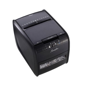 Swingline Stack-and-Shred 60X Hands Free Shredder